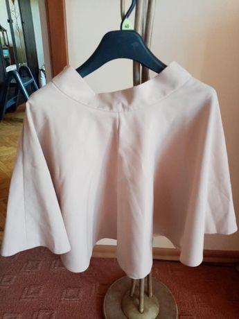 Spódniczka spódnica rozkloszowana ecru S