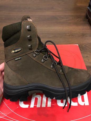 Крутые ботинки Chiruca Hunter