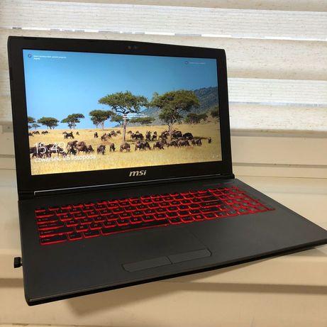 Ноутбук MSI GV62