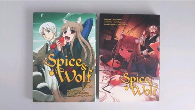Spice&wolf spice and wolf manga