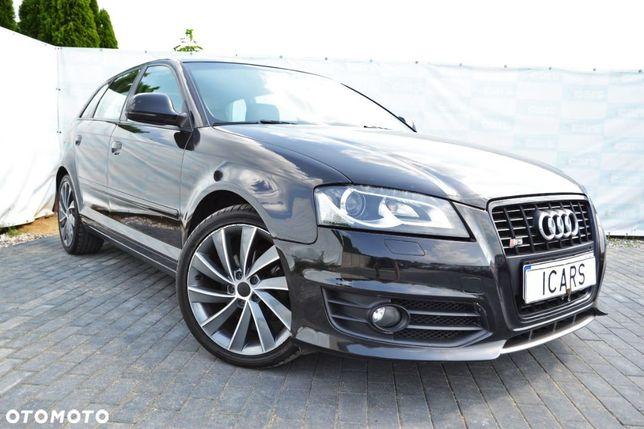 Audi A3 * ROK PISEMNEJ GWARANCJI * S Line * Światła LED * Climatronic *