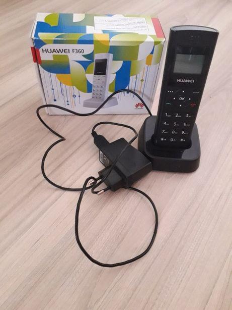 Telefon stacjonarny bezprzewodowy huawei f360