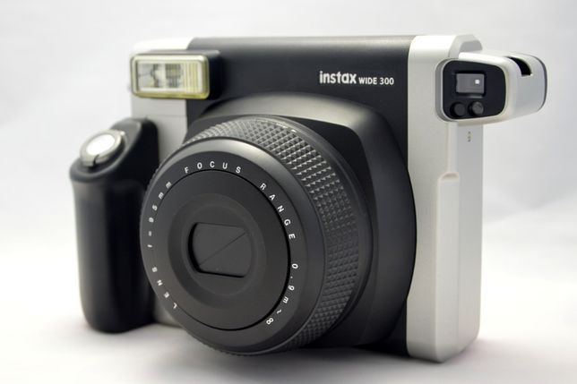 Aparat FujiFilm Instax Wide 300 fotografia natychmiastowa