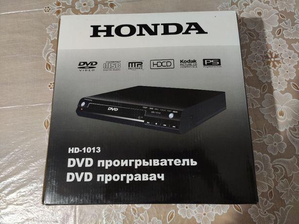 DVD плеер Honda HD 1013 новый