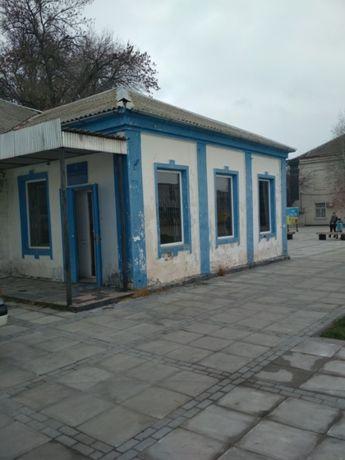 Адмін. приміщення смт. Кринички, вул. М. Грушевського, 4а