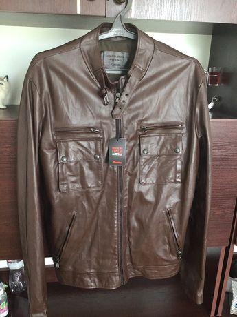 Куртка мужская привезена из Италии, бренд Bata