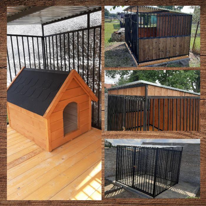 Akcesoria dla psa- KOJCE, BUDY. Pomieszczenia gospodarcze-schowki,inne Gąbin - image 1