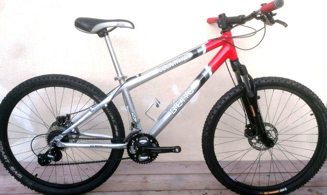 JF-bikes Bicicletas Berg Country s1 Tamanho S