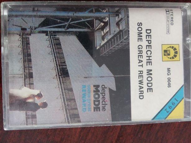 kaseta magnetofonowa Depeche Mode Some Great Reward