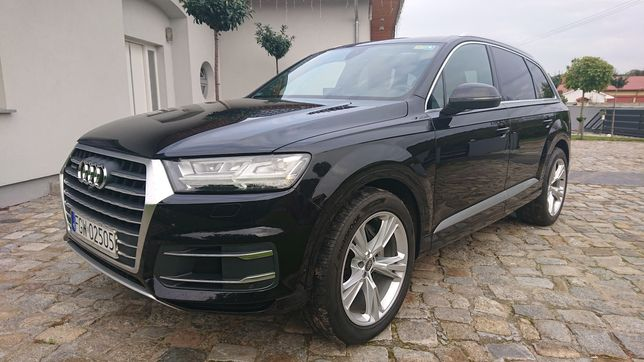 Audi q7 4m 3.0 333KM