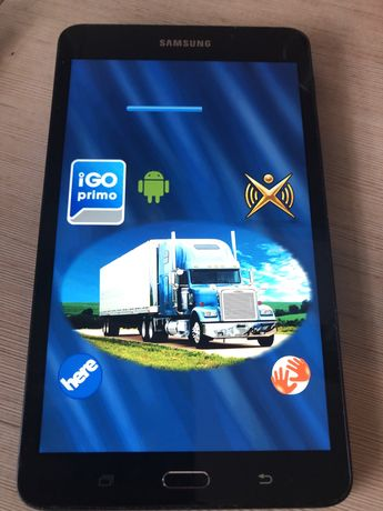 Igo primo truck android samsung galaxy tab a