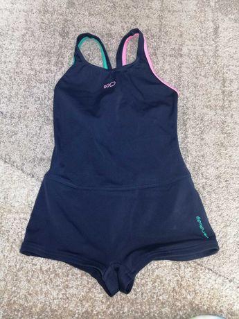 Kostium kąpielowy sportowy z Decathlonu