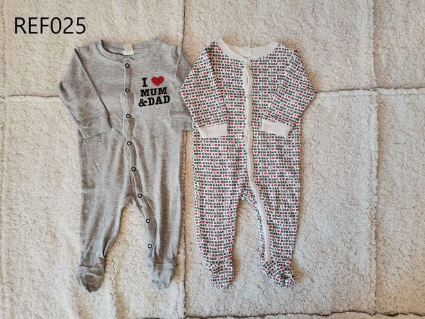 Babygrows REF025