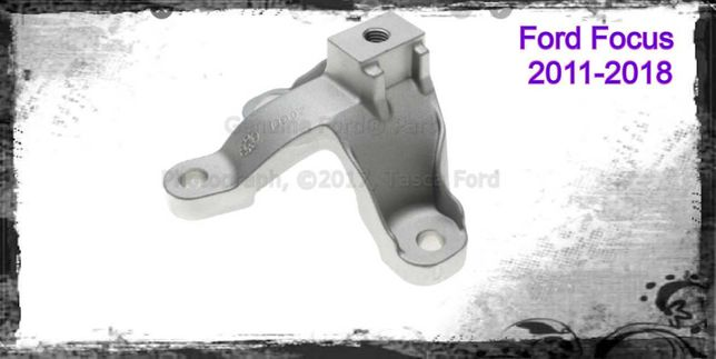 Кронштейн КПП верхний Ford Focus 3 USA 15-18 АКПП 2,0 бенз Форд Фокус