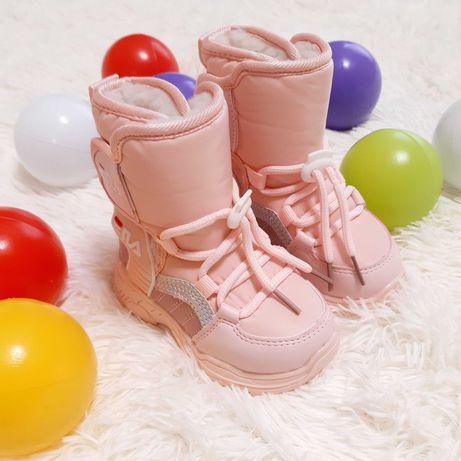 Детская обувь.Зимние дутики