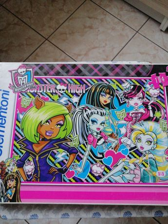 Puzzle Monster High 104