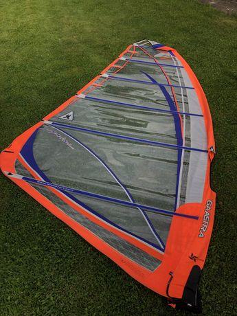 Żagiel do windsurfingu gaastra pulse 6,7