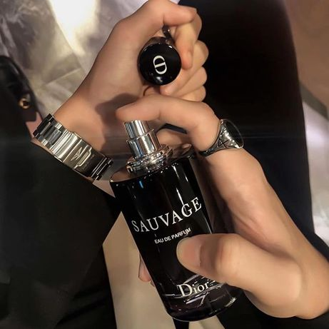 Мужские Духи, Dior Sauvage 100 ml.Диор Саваж 100 мл.