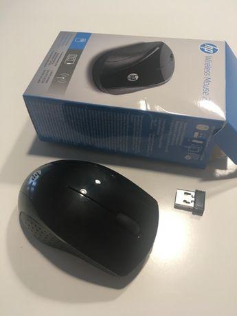 Myszka HP 220 czarna nowa