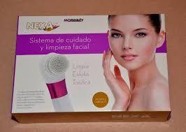 Escova de limpeza facial Nexa Lite