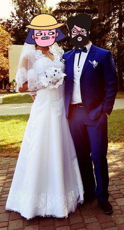 Оренда весільного костюму