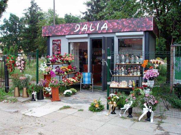 Sprzedam sklep+magazyn- kwiaciarnia przy cmentarz Szczecińska-do 29lip