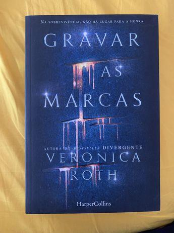 """Livro """"Gravar as Marcas"""""""