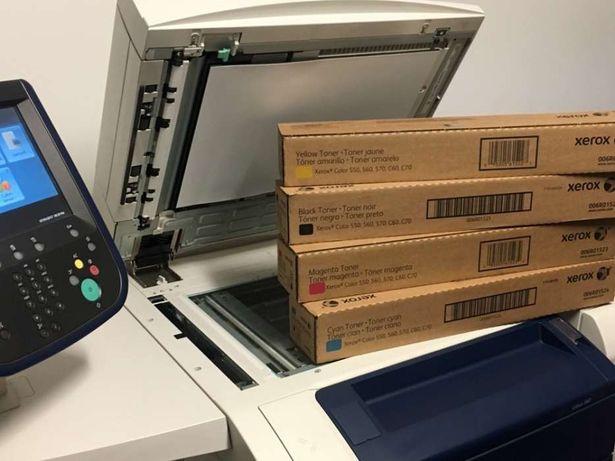 Xerox 550 560 c60 c70 700 toner original