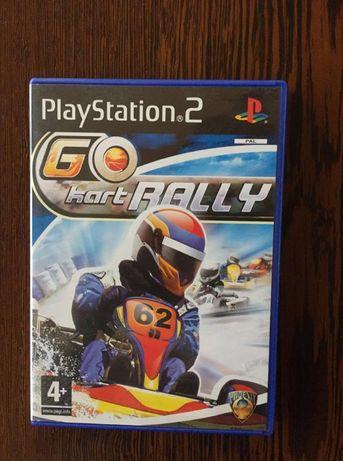 Jogo Playstation 2 - Go Kart Rally