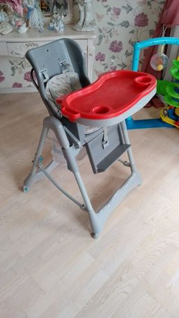 Детский стульчик для кормления фирмы Baby Desing,