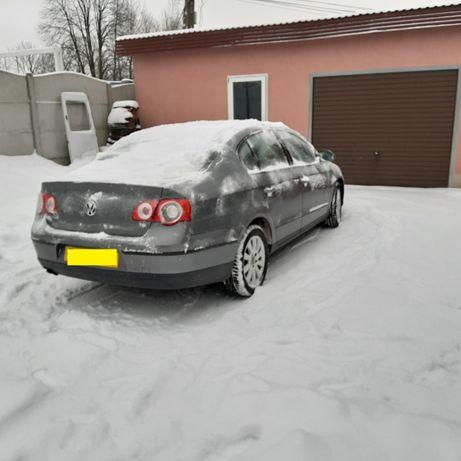 VW Passat B6 na części Anglik