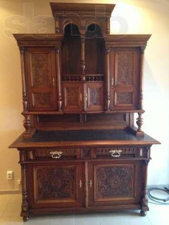 реставрация антикварной мебели