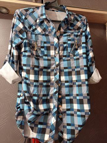 Рубашка, костюм летний