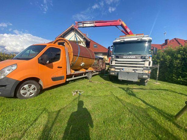 Usługi i Transport HDS Wynajem Wywrotka