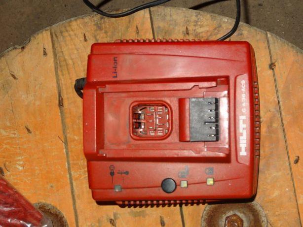 Carregador Hilti C4/36-AQS-Novo/Usado