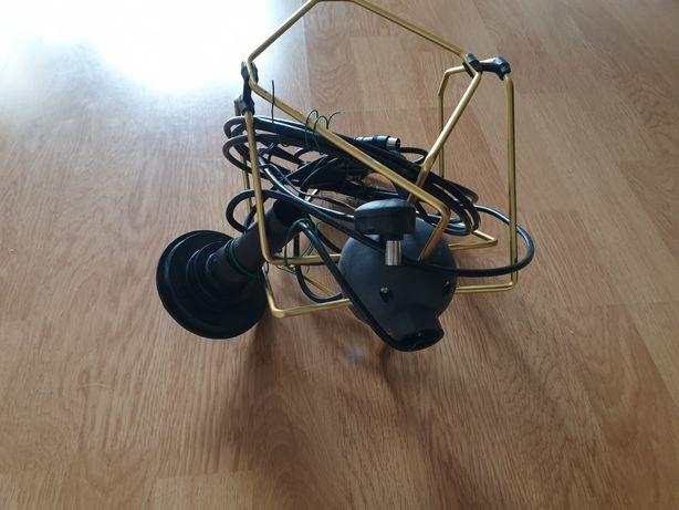 Antena samochodowa Korona zasilanie zapalniczka