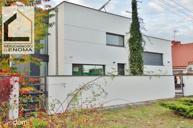 Nowy komfortowo urządzony dom w Puszczykowie