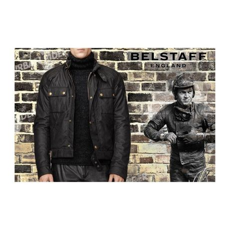 Blusão Motard Belstaff Brooklands (M)