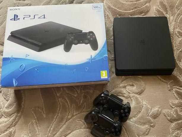 PS4   Konsola PlayStation 4 Slim 500GB   Soft 7.55