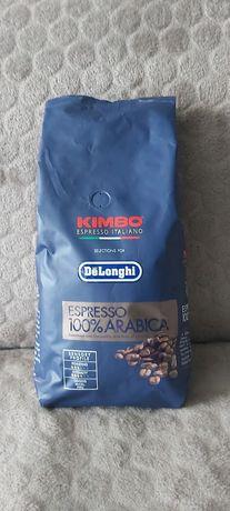 Kawa delonghi KIMBO 100 % Arabica