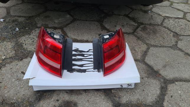 VW Jetta A6 MK6 LIFT 2015 Tylne lampy wer. USA
