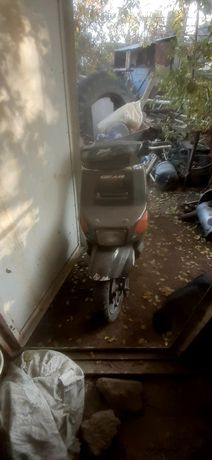 Yamaha gear2t под ремонт
