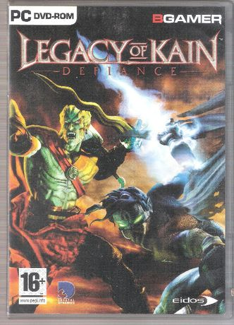 Jogo PC DVD-ROM Legacy of Kain Defiance