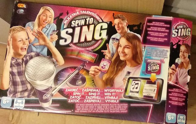 Spin to sing ruletka talentów
