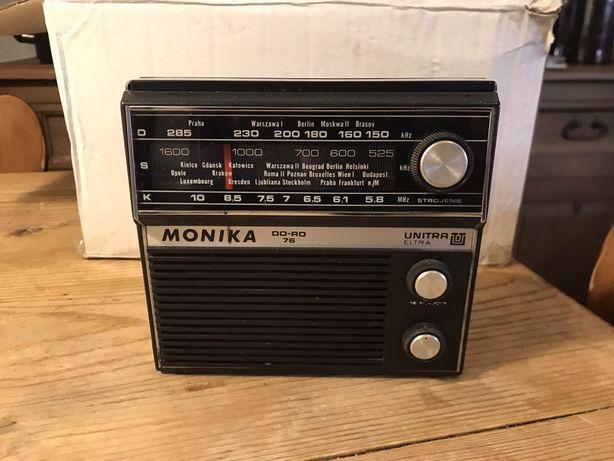 Radioodbiornik Monika