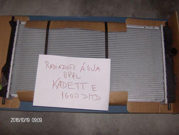 radiador agua opel kadett e 1.600 diesel 1984/1989 med 630x320 medidas