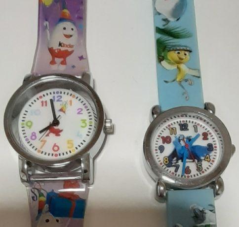Часы наручные детские от Kinder. Новые.