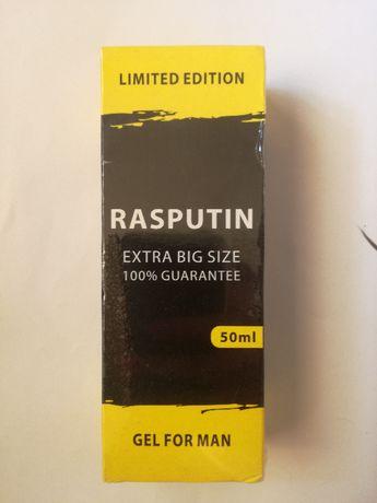 Rasputin gel для увеличения члена 100% оригинал в наличии