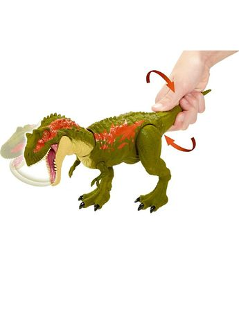 Jurassic world albertosaurus альбертозавр динозавр парк юрского mattel