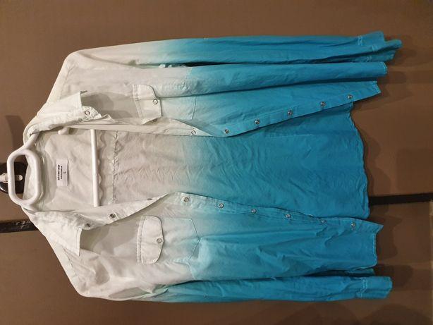 Cieniowana koszula Diverse rozmiar S